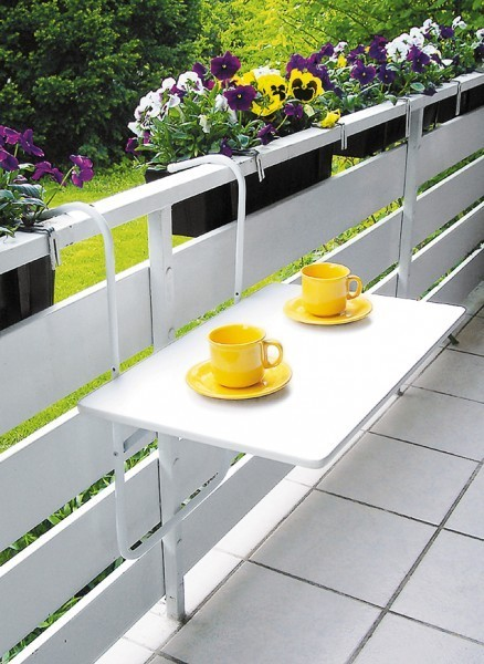h ngetisch balkonklapptisch klapptisch f r balkon klappbar. Black Bedroom Furniture Sets. Home Design Ideas
