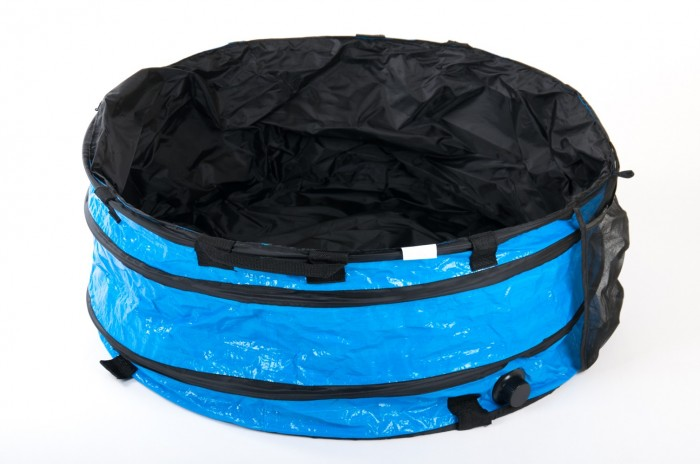 Baño Portatil Medidas:Portable Baño De Perro 70cm Doggypool Hundepool Piscina Ducha Tina