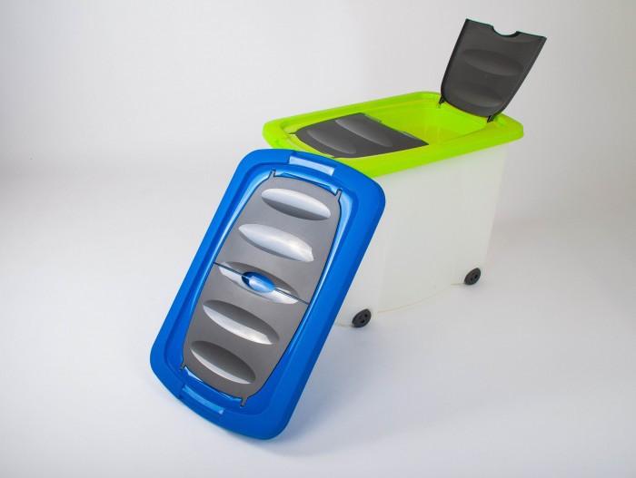 rollenbox deckel hoch aufbewahrung ordnung. Black Bedroom Furniture Sets. Home Design Ideas