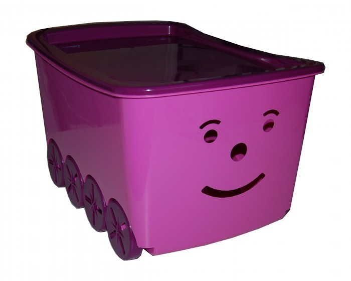 spielzeugkiste kinder spielzeugbox aufbewahrungsbox aufbewahrungskiste r der ebay. Black Bedroom Furniture Sets. Home Design Ideas