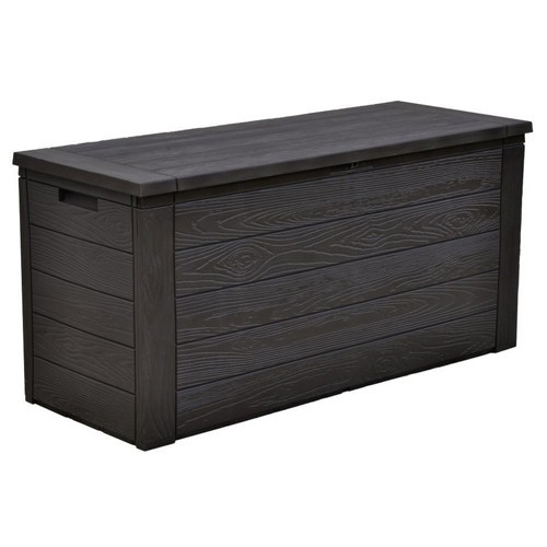 gartentruhe woody auflagenbox gartenbox gartentruhe auflagen kissenbox box kiste. Black Bedroom Furniture Sets. Home Design Ideas