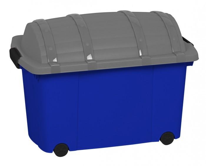piraten rollenbox rollbox piratenbox aufbewahrungsbox. Black Bedroom Furniture Sets. Home Design Ideas