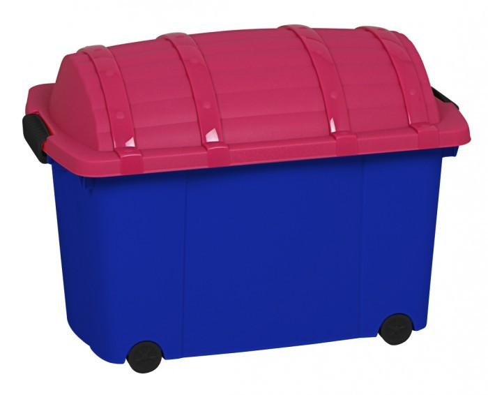 piraten rollenbox rollbox piratenbox aufbewahrungsbox schatztruhe spielzeugkiste. Black Bedroom Furniture Sets. Home Design Ideas