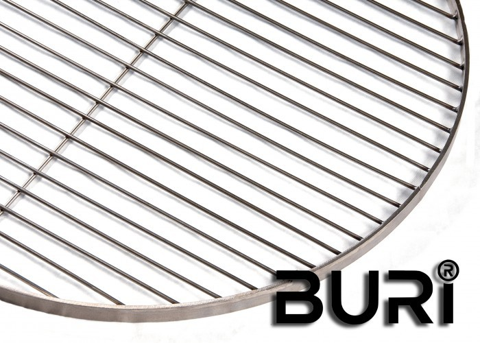 neues edelstahlgrillrost edelstahlgrill rost grill grillrost edelstahl rund 45cm. Black Bedroom Furniture Sets. Home Design Ideas