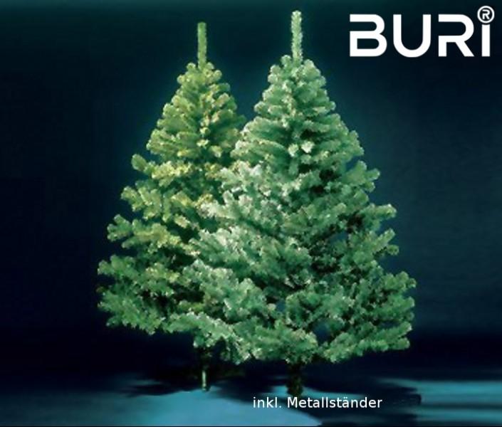 pe baum buri weihnachtsbaum 180cm spritzguss. Black Bedroom Furniture Sets. Home Design Ideas