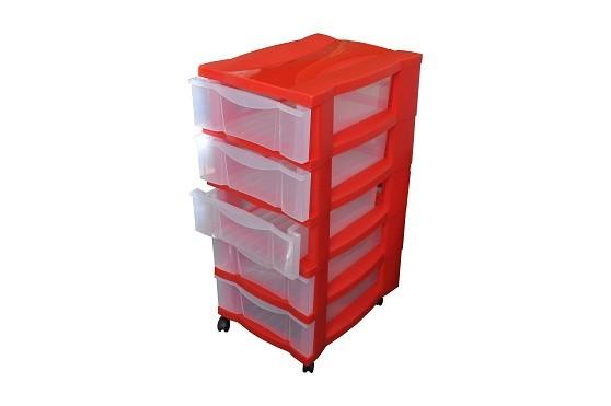 schubladenschrank rollschrank rollcontainer schrank b rocontainer b ro rollen ebay. Black Bedroom Furniture Sets. Home Design Ideas