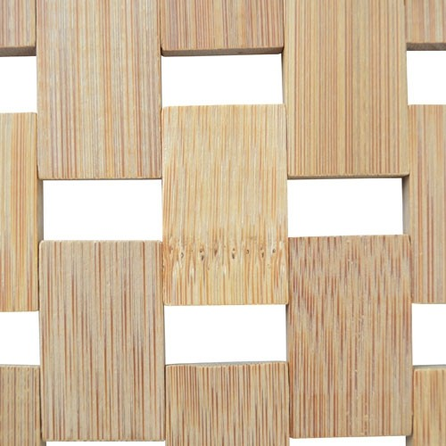 Matte teppich bambus badezimmermatte holzmatte vorleger for Badezimmermatte design