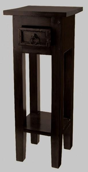 Wohnzimmer beistelltisch telefontisch holz mahagoni - Beistelltisch kolonial ...