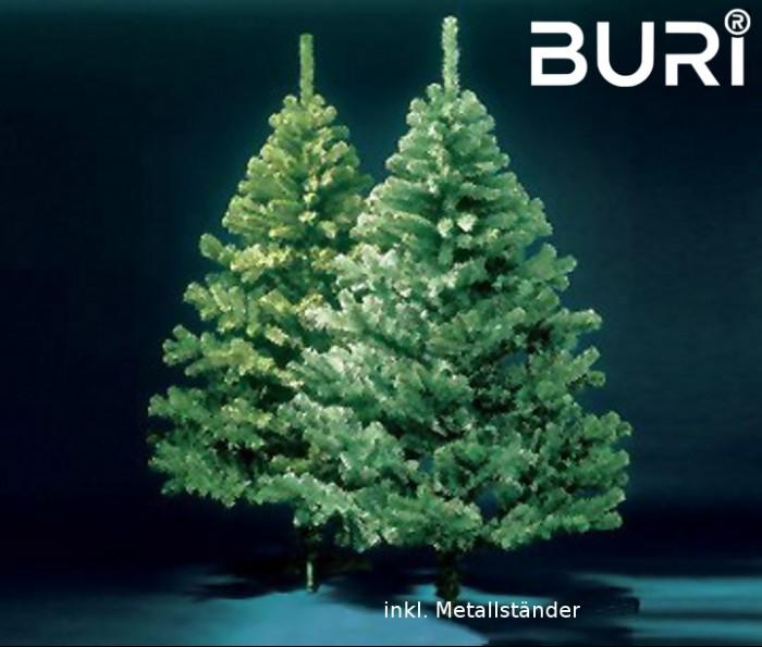 150 cm k nstliche tanne kunst pe tannenbaum weihnachtsbaum baum weihnachten 6d1 ebay. Black Bedroom Furniture Sets. Home Design Ideas