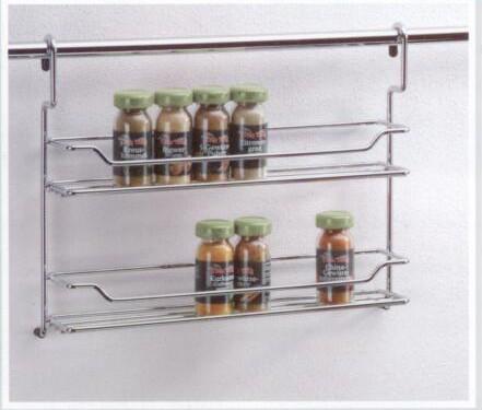 Wesco Relingsystem Reling System Küchenreling Leiste Regal