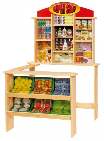 eichhorn holz kaufladen einkaufsladen kaufmannsladen tante emma laden on popscreen. Black Bedroom Furniture Sets. Home Design Ideas