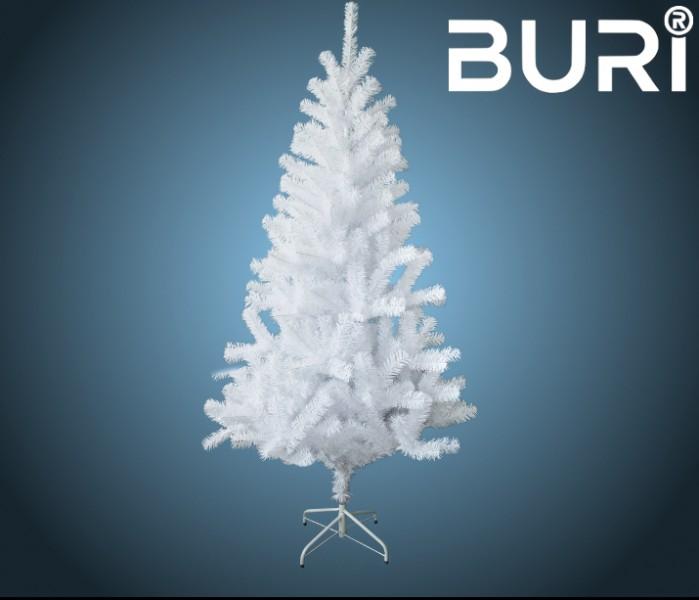 120cm wei wei er k nstlicher weihnachtsbaum baum tannenbaum tanne christbaum ebay. Black Bedroom Furniture Sets. Home Design Ideas