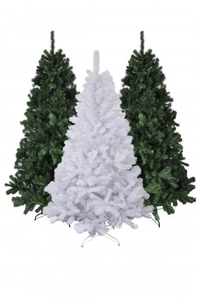 kuenstlicher-Weihnachtsbaum-BURI-180cm-gruen-oder-weiss-naturgetreue-Nachbildung