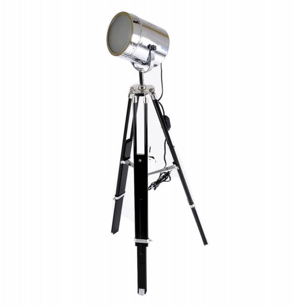 Stehlampe - Searchlight- 3-beinig verschiedene Design Standleuchte ...