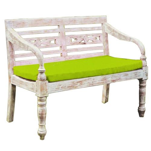 sitzauflage f r gartenbank william diverse farben. Black Bedroom Furniture Sets. Home Design Ideas