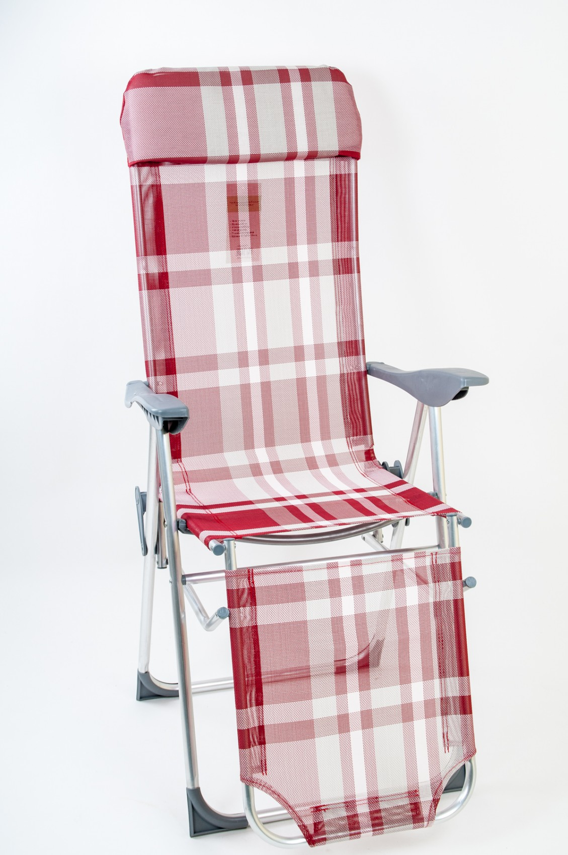 alu klappsessel 5 fach verstellbar gartenliege klappstuhl campingliege alustuhl ebay. Black Bedroom Furniture Sets. Home Design Ideas