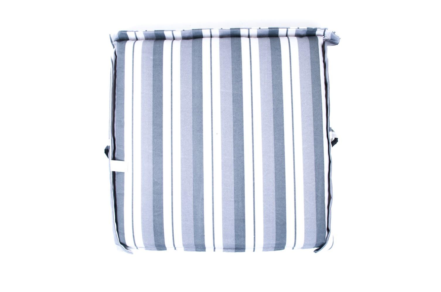 joy auflage f r hocker stuhl 50x50 cm stuhlkissen kissen sitzkissen sitzauflage ebay. Black Bedroom Furniture Sets. Home Design Ideas
