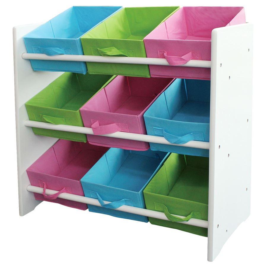 kinderregal kinderm bel regal ablage spielzeugbox. Black Bedroom Furniture Sets. Home Design Ideas