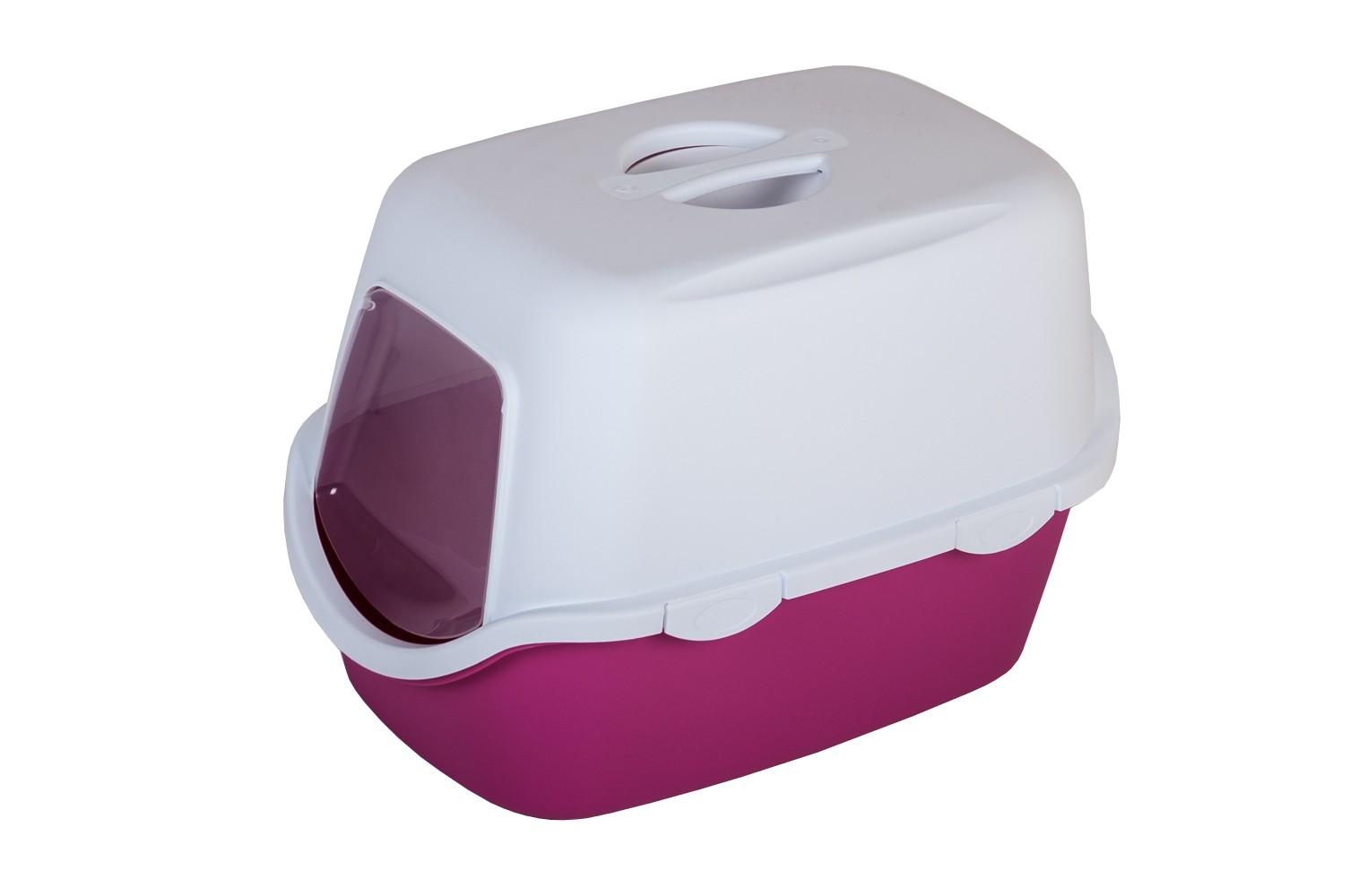 stefanplast cat toilet covered litter tray cats toilet. Black Bedroom Furniture Sets. Home Design Ideas