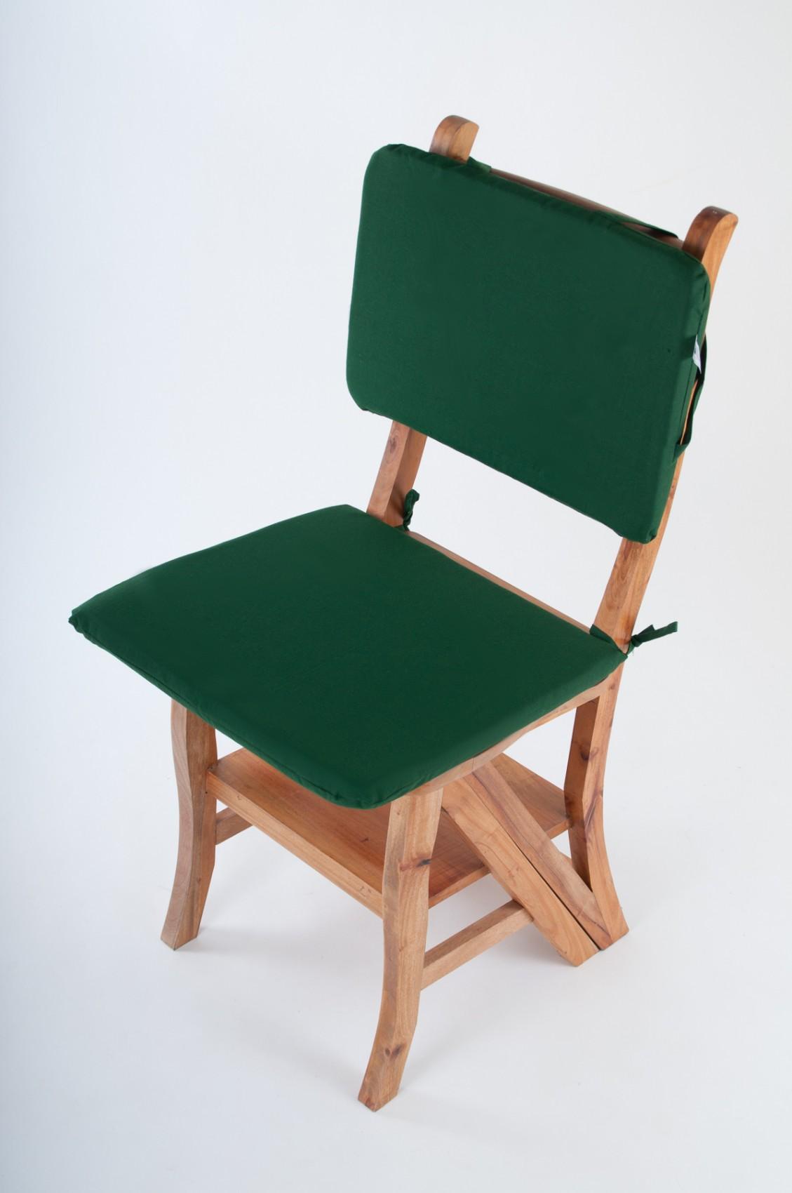 auflagenset gartenstuhlauflage sitzkissen stuhlkissen sitzpolster m b ndern neu ebay. Black Bedroom Furniture Sets. Home Design Ideas