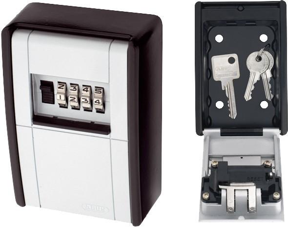 abus schl sselbox keygarage zahlencode schlo. Black Bedroom Furniture Sets. Home Design Ideas