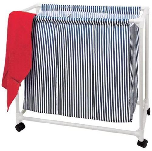 w schewagen 3 f cher waschebox w sche aufbewahrung w schekorb w schesammler ebay. Black Bedroom Furniture Sets. Home Design Ideas