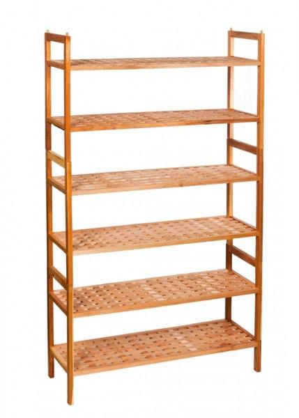 2x schuhregal schuhbank regal walnuss stapelbar walnussholz schuhschrank holz ebay. Black Bedroom Furniture Sets. Home Design Ideas