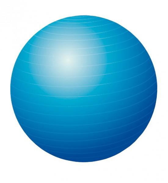 joy gymnastikball inkl luftpumpe 65 cm fitnessball. Black Bedroom Furniture Sets. Home Design Ideas