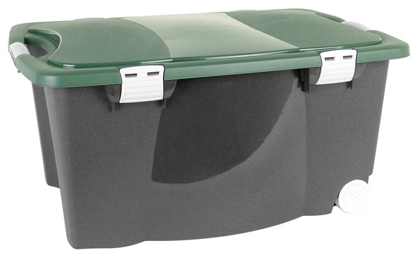allzweckbox mit rollen m bel wohnen aufbewahrung boxen. Black Bedroom Furniture Sets. Home Design Ideas