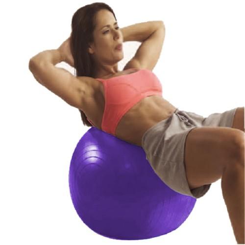 gymnastikball inkl pumpe verschiedene farben sitzball ball fitnessball b rostuhl ebay. Black Bedroom Furniture Sets. Home Design Ideas