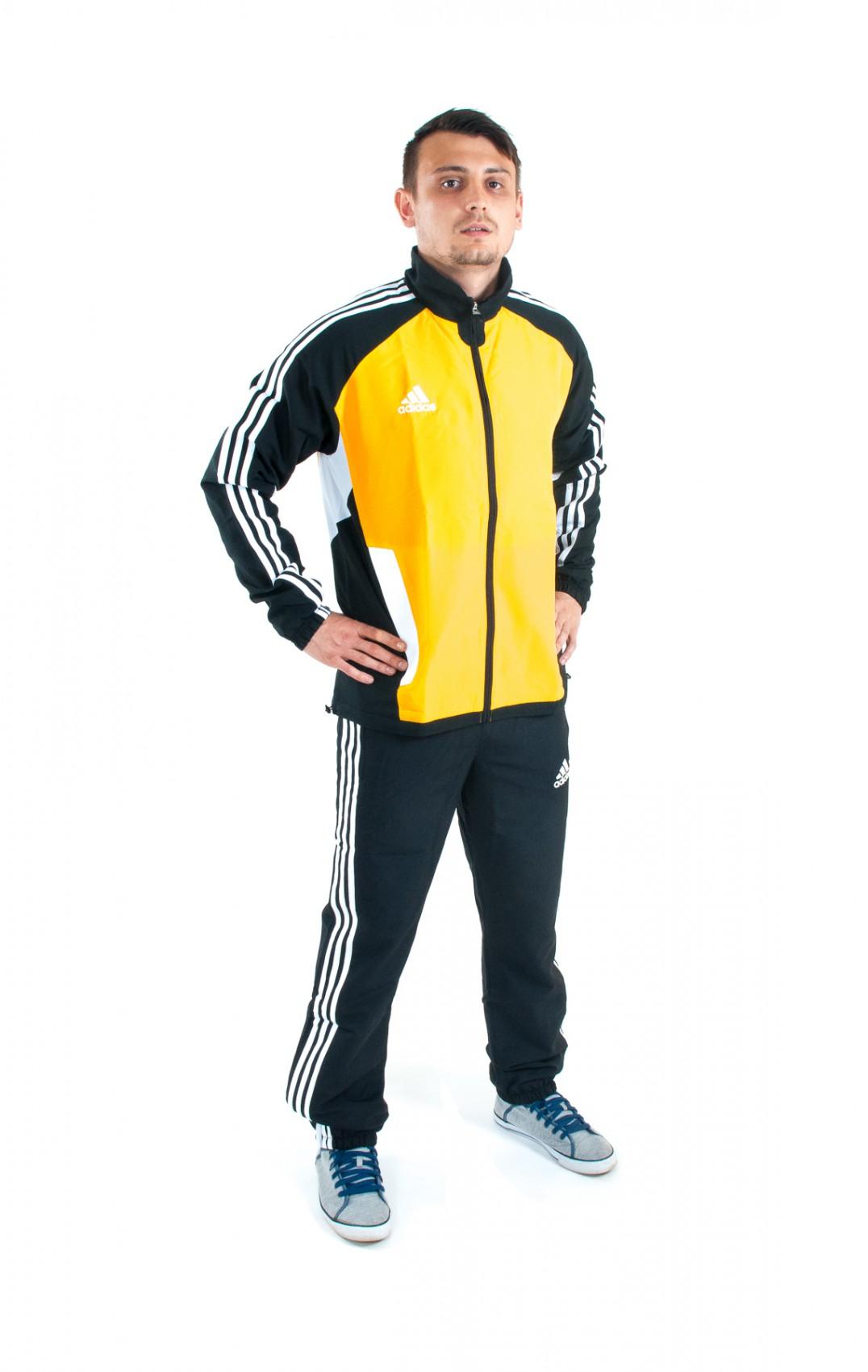 ADIDAS Menu0026#39;s Tiro 11 Presentation Suit Pre Suit Tracksuit Jogging Suit | eBay